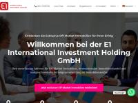Off Market Immobilien