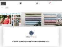 StoffeBox.de - Stoffe und handgemachte Geschenkartikel kaufen