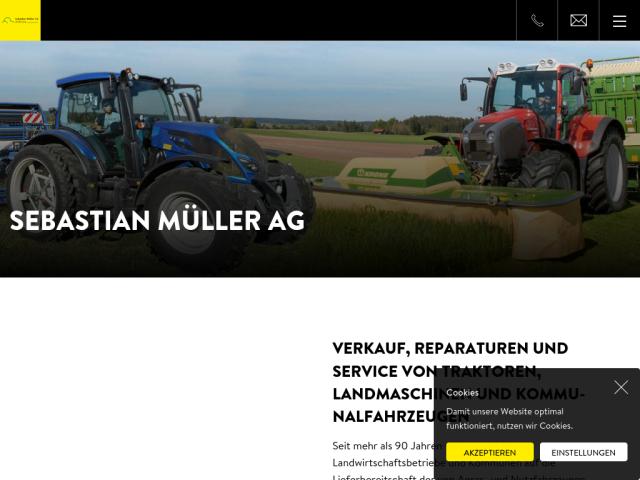 AgroLine Sebastian Müller AG